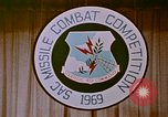 Image of Strategic Air Command units United States USA, 1969, second 4 stock footage video 65675071565
