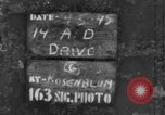 Image of 14th Armored Division Gemunden Germany, 1945, second 1 stock footage video 65675071591