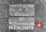 Image of 14th Armored Division Gemunden Germany, 1945, second 1 stock footage video 65675071592