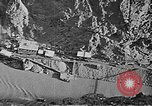 Image of Hoover Dam construction scenes United States USA, 1931, second 7 stock footage video 65675071602
