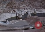 Image of Hoover Dam Nevada United States USA, 1962, second 7 stock footage video 65675071607