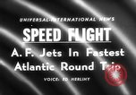 Image of United States Air Force jets United States USA, 1958, second 1 stock footage video 65675071620