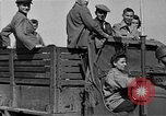 Image of liberated orphan children from Buchenwald Concentration Camp Buchenwald Germany, 1945, second 4 stock footage video 65675071632