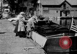 Image of tourists Saint Lawrence Island Alaska USA, 1919, second 4 stock footage video 65675071643