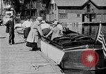 Image of tourists Saint Lawrence Island Alaska USA, 1919, second 10 stock footage video 65675071643
