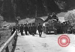 Image of 80th Infantry Division Liezen Austria, 1945, second 2 stock footage video 65675071654