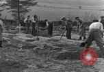 Image of completes graves Germany, 1945, second 11 stock footage video 65675071657