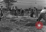Image of completes graves Germany, 1945, second 12 stock footage video 65675071657