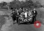 Image of burial service Germany, 1945, second 7 stock footage video 65675071658