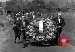 Image of burial service Germany, 1945, second 9 stock footage video 65675071658