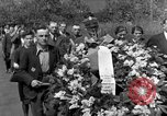 Image of burial service Germany, 1945, second 12 stock footage video 65675071658