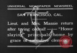 Image of Thalia Massie San Francisco California USA, 1932, second 3 stock footage video 65675071661