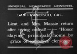 Image of Thalia Massie San Francisco California USA, 1932, second 6 stock footage video 65675071661