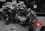 Image of fan dancers San Diego California USA, 1936, second 9 stock footage video 65675071671