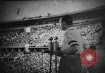 Image of Relay race medal ceremony 1936 Olympics Berlin Germany, 1936, second 4 stock footage video 65675071688