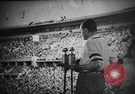 Image of Relay race medal ceremony 1936 Olympics Berlin Germany, 1936, second 6 stock footage video 65675071688