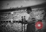 Image of Relay race medal ceremony 1936 Olympics Berlin Germany, 1936, second 8 stock footage video 65675071688