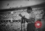 Image of Relay race medal ceremony 1936 Olympics Berlin Germany, 1936, second 11 stock footage video 65675071688