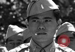 Image of 442nd Regimental Combat Team completes basic training Mississippi United States USA, 1942, second 2 stock footage video 65675071698