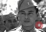 Image of 442nd Regimental Combat Team completes basic training Mississippi United States USA, 1942, second 8 stock footage video 65675071698