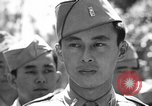 Image of 442nd Regimental Combat Team completes basic training Mississippi United States USA, 1942, second 9 stock footage video 65675071698
