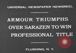 Image of National Pro-Amateur Golf Championship New York United States USA, 1930, second 6 stock footage video 65675071701
