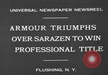 Image of National Pro-Amateur Golf Championship New York United States USA, 1930, second 10 stock footage video 65675071701