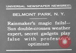 Image of weather forecasting New York United States USA, 1930, second 12 stock footage video 65675071705