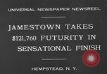 Image of horse racing Hempstead New York USA, 1930, second 3 stock footage video 65675071709