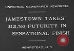 Image of horse racing Hempstead New York USA, 1930, second 6 stock footage video 65675071709