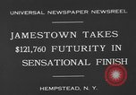Image of horse racing Hempstead New York USA, 1930, second 8 stock footage video 65675071709