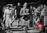 Image of King George VI Balmoral Scotland, 1939, second 5 stock footage video 65675071712