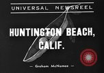 Image of twin sets Huntington Beach California USA, 1939, second 2 stock footage video 65675071713