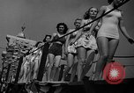 Image of beauty contest Venice Beach Los Angeles California USA, 1939, second 11 stock footage video 65675071714