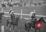 Image of rodeo Sun Valley Idaho USA, 1939, second 9 stock footage video 65675071717
