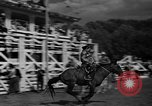 Image of rodeo Sun Valley Idaho USA, 1939, second 12 stock footage video 65675071717