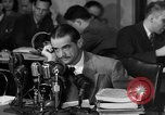 Image of Senate Hearings with Howard Hughes Washington DC USA, 1947, second 8 stock footage video 65675071720
