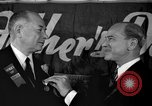 Image of dignitaries New York United States USA, 1947, second 3 stock footage video 65675071724