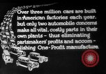 Image of manufacture of automobile United States USA, 1920, second 1 stock footage video 65675071727