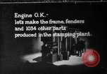 Image of manufacture of automobiles United States USA, 1920, second 1 stock footage video 65675071730