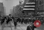 Image of Labor Day Parade Buffalo New York USA, 1917, second 7 stock footage video 65675071737