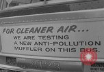 Image of anti-pollution mufflers New York United States USA, 1967, second 8 stock footage video 65675071756