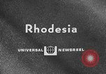 Image of swear-in ceremonies Rhodesia, 1967, second 1 stock footage video 65675071758