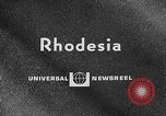Image of swear-in ceremonies Rhodesia, 1967, second 2 stock footage video 65675071758