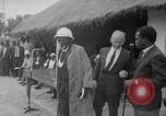 Image of swear-in ceremonies Rhodesia, 1967, second 8 stock footage video 65675071758