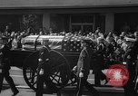Image of General Douglas MacArthur burial Norfolk Virginia USA, 1964, second 11 stock footage video 65675071762