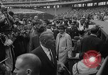 Image of 1964 baseball season opening game Washington DC USA, 1964, second 12 stock footage video 65675071765