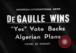 Image of Algerian plans France, 1962, second 4 stock footage video 65675071766