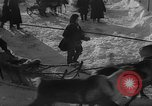 Image of reindeer race Russia, 1962, second 6 stock footage video 65675071769