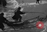 Image of reindeer race Russia, 1962, second 7 stock footage video 65675071769